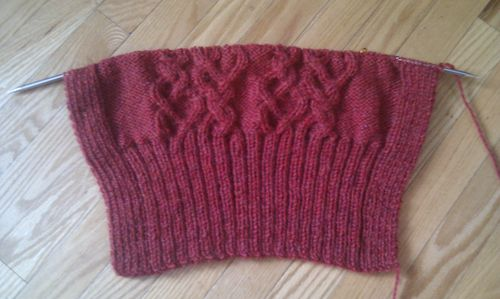 Livingstone sweater 1